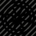 car, mechanics, repair, wheel icon