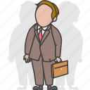 business, finance, marketing, office, seller icon