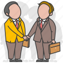 business, cooperation, finance, financial, marketing, office icon