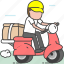 delivery, express delivery, shipping, takeaway, transport icon