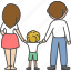 baby, family, father, home, household, mama icon