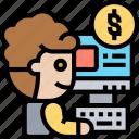 checking, account, balance, bank, statement