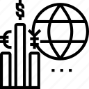 money, market, economic, currency, trade