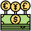 currency, exchange, money, rate, trade