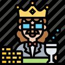 leisure, casino, gambler, croupier, winner
