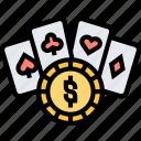 poker, cards, blackjack, play, gambling
