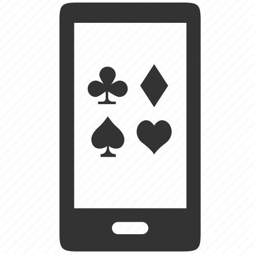blackjack, casino, gambling, game, mobile, poker icon