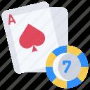 card, games