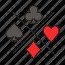 card, club, diamond, game, heart, spade, suit