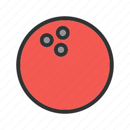 ball, bowling, casino, fun, pin, sport, strike icon
