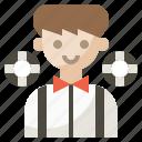 avatar, casino, elegant, gambling, gaming, man, people icon