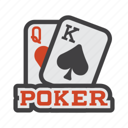baccarat, blackjack, casino, cribbage, euchre, poker, poker game icon