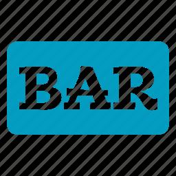 bar, casino, machine, slot icon