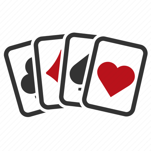 card games, cards, casino, gambling, games, poker icon