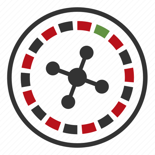 casino, gambling, game, roulette icon
