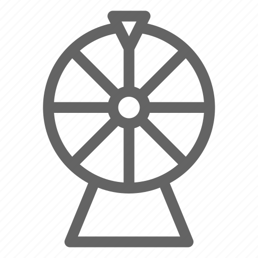 Casino, fortune, lucky, wheel icon - Download on Iconfinder