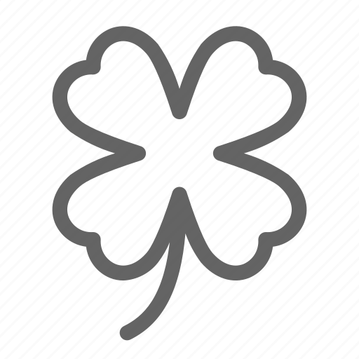 Casino, clover, luck, lucky icon - Download on Iconfinder
