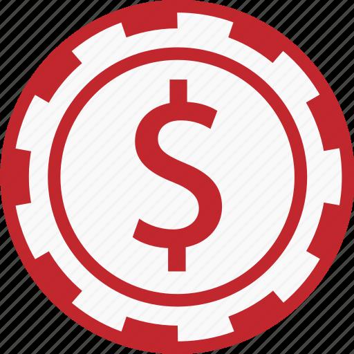 casino, coins, coinsphere, game, hazard, play, poker icon