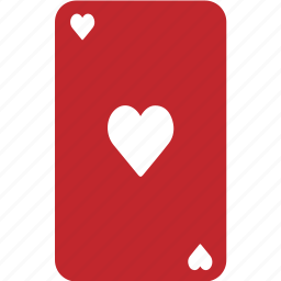 card, cards, casino, game, hazard, hearts, play, poker icon