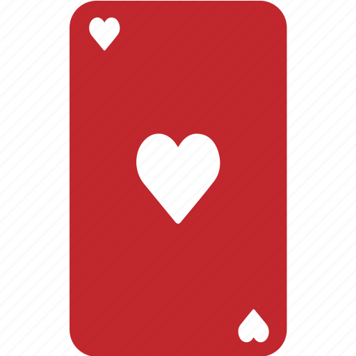 Poker Cards Hearts Hearts Play Poker Icon