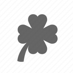 clover, fortune, gambling, games, luck, lucky, trefoil icon
