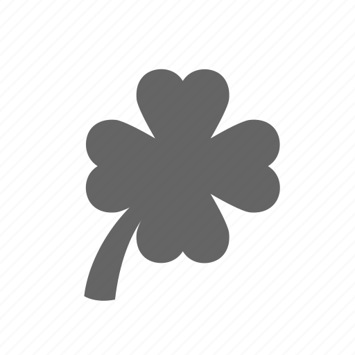 clover, fortune, gambling, games, luck, lucky, trefoil icon