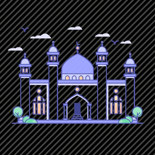 architecture, buildings, islamic building, mosque, religious icon