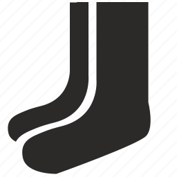 dress, man, socks, sport, wear icon