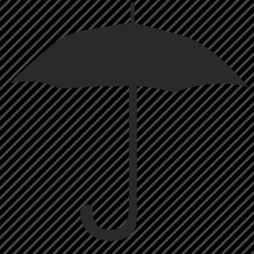man, rain, safety, street, umbrella icon