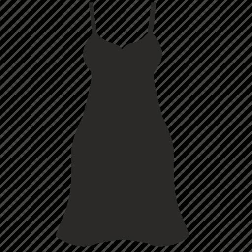 dress, lady, night, woman icon