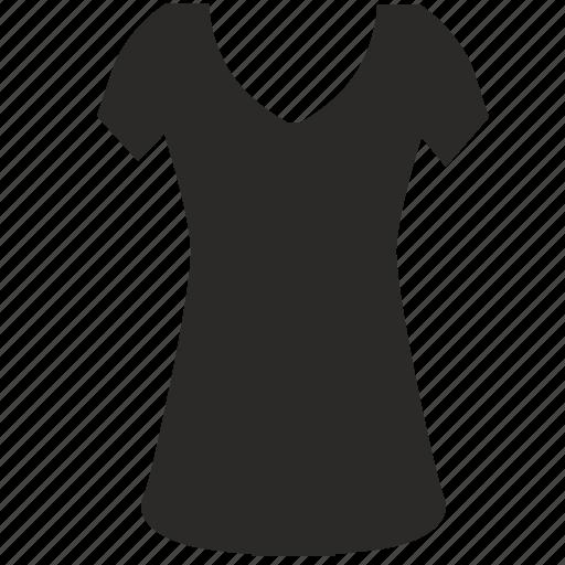 dress, fit, lady, short, slim, wear, woman icon