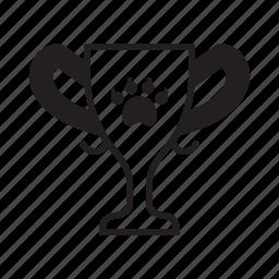 animal, award, cat, contest, kitty, pet, thropy icon