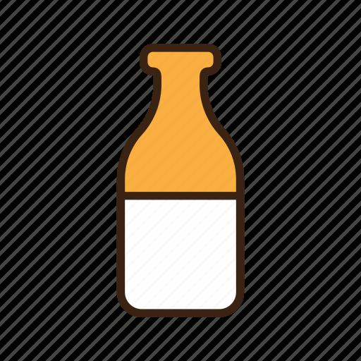 animal, bottle, cat, drink, milk, milk bottle, pet icon