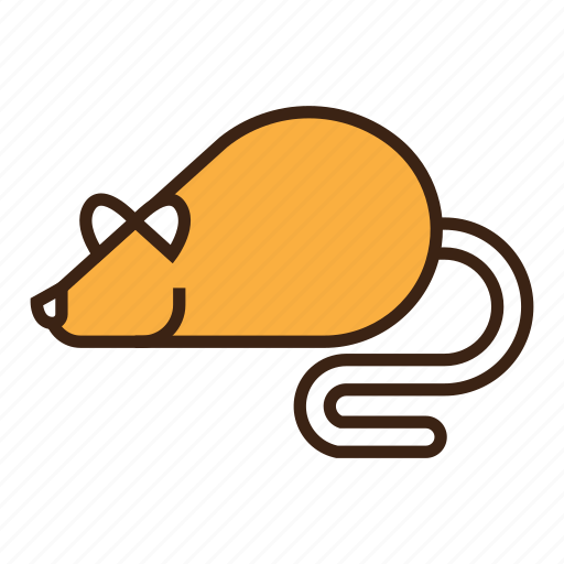 animal, cat, enemy, food, mouse, pet, toy icon