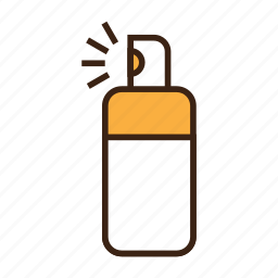 animal, anti lice, cat, kitty, pet, spray, spray bottle icon