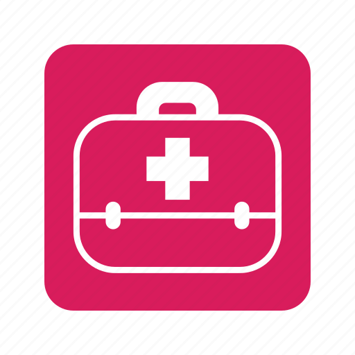 animal, box, cat, first aid kit, health, medical, medicine icon