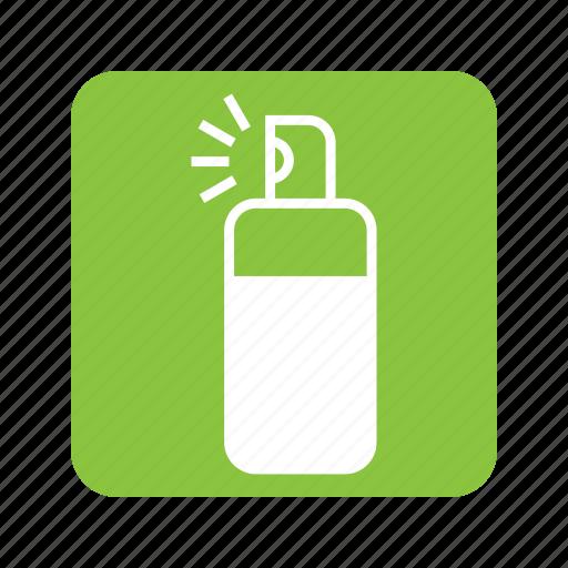 animal, anti lice, bottle, cat, pet, spray, spray bottle icon