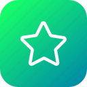 bookmark, favorite, like, love, star icon