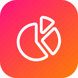 analysis, business, chart, finance, graph, piechart, report icon