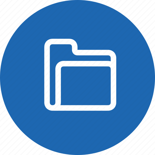 archive, collection, data, file, folder icon