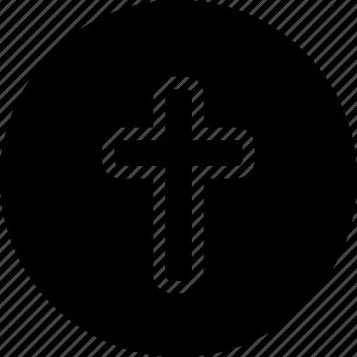 bible, christain, cross, holy, jesus, pray, religion icon