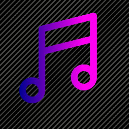audio, entertainment, music, song, sound, tune icon