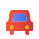 car, transport, travel, vehicle, wheel icon
