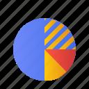 graph, piechart, statistics, chart, analysis