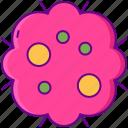cancer, cancer cells, cells, diagnose icon