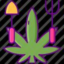 cannabis, marijuana, organic