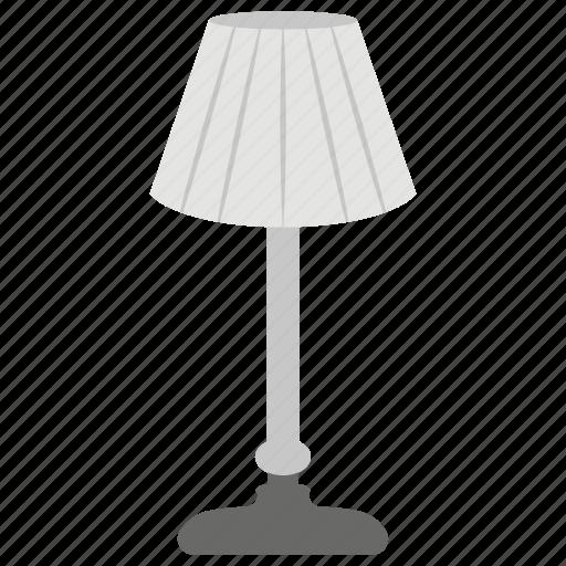 Base lamp, flashlight, floor lamp, house decoration, shining light, table lamp icon - Download on Iconfinder