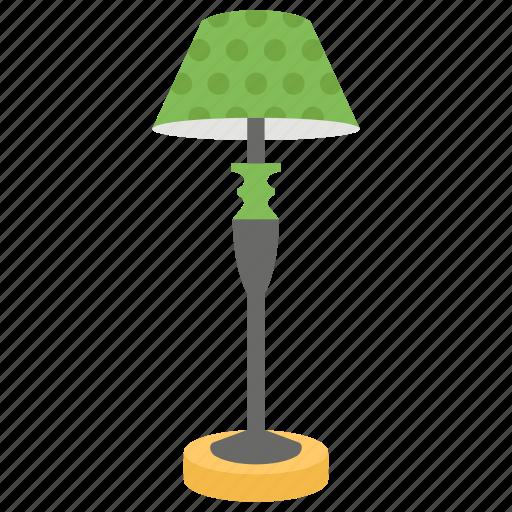 Beacon, flashlight, floor light, house decoration, shining light icon - Download on Iconfinder