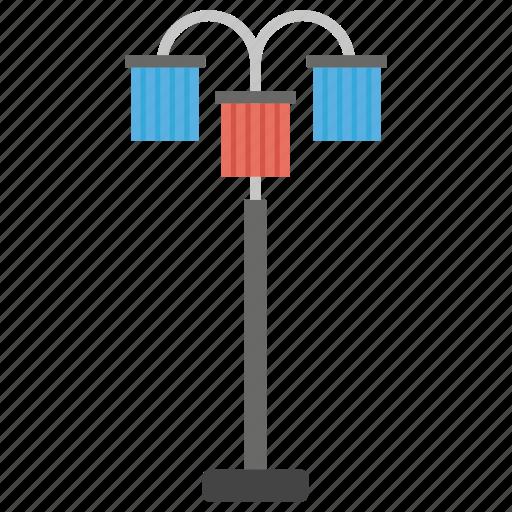 floor lamp, house decoration, living room lamp, shining light, table lamp icon