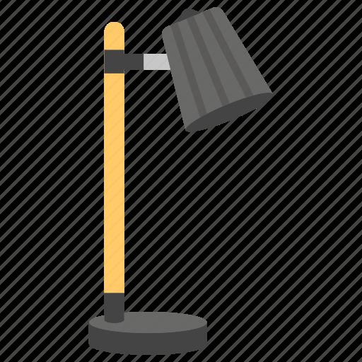 Flashlight, floor lamp, house decoration, lighting lamp, shining light, table lamp icon - Download on Iconfinder